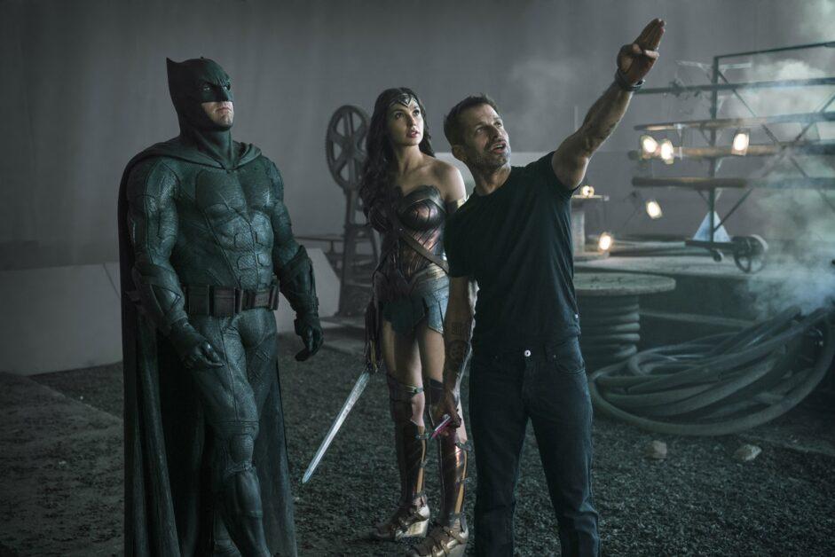 Zack Snyder - Gal Gadot
