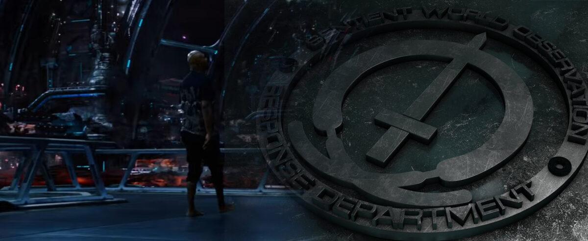 Nick Fury - Star-Lord