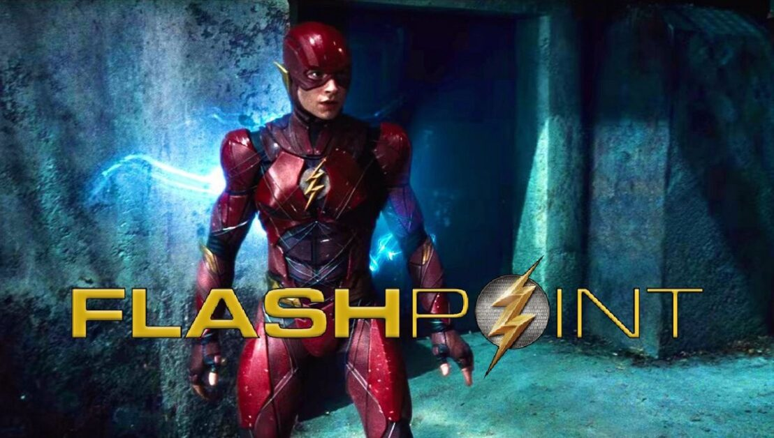 The Flash - Ezra Miller