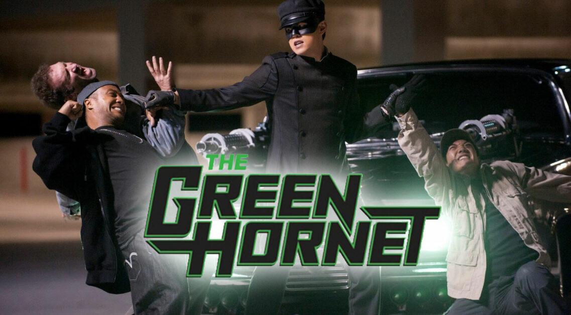 Bruce Lee - The Green Hornet