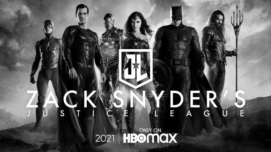 Zack Snyder - Zack Snyder's Justice League