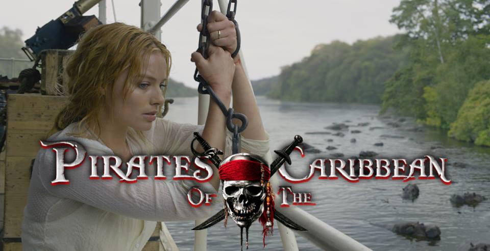 Margot Robbie - The Legend of Tarzan