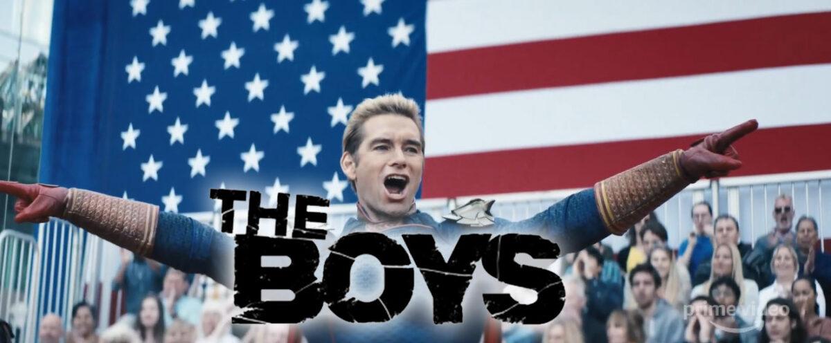 The Boys - Victoria