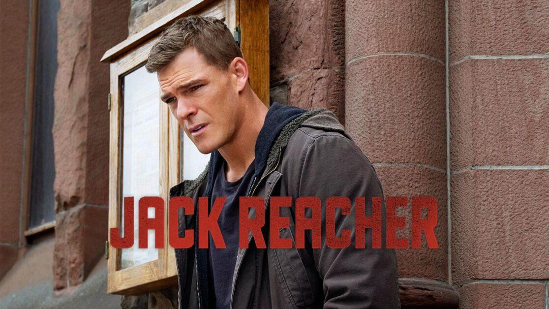 Alan Ritchson - Jack Reacher