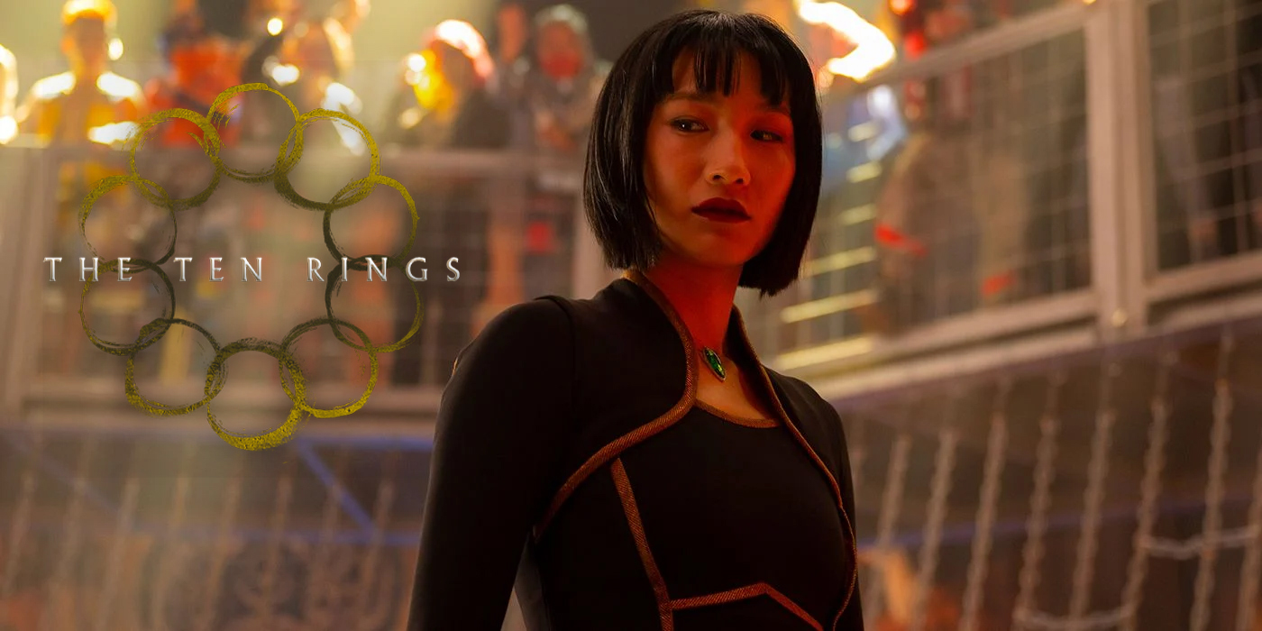 Meng'er Zhang - Shang-Chi and the Legend of the Ten Rings