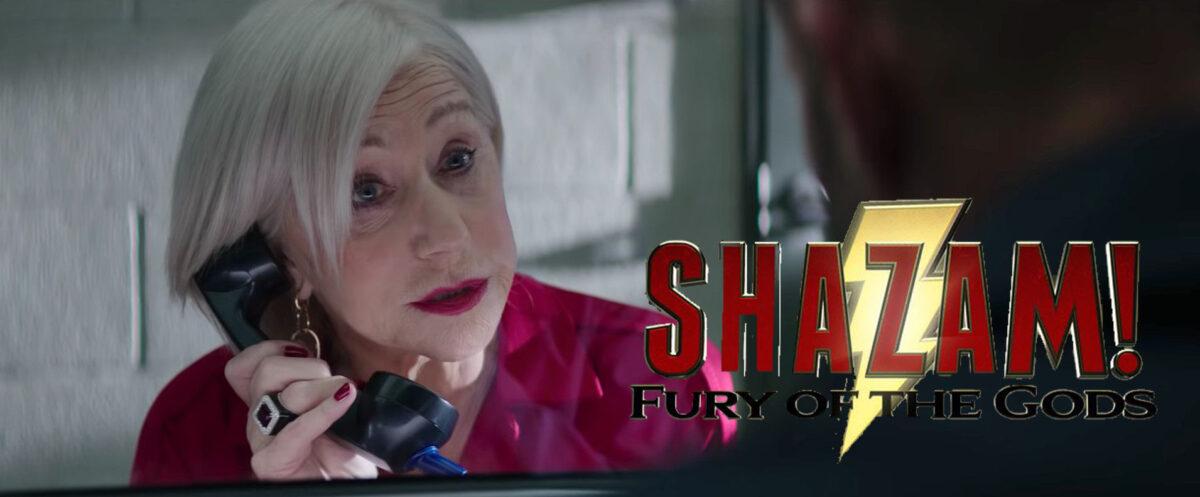 Helen Mirren - Shazam! Fury of the Gods
