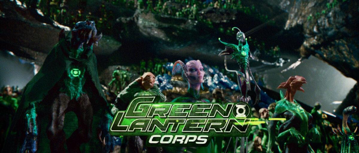 Green Lantern - Green Lantern