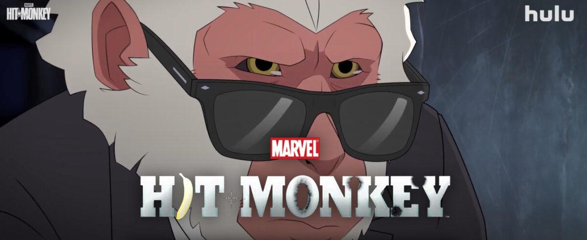 hit monkey - Glasses