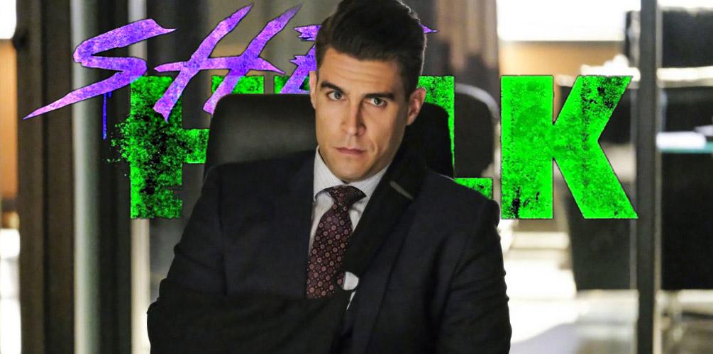 Josh Segarra - She-Hulk