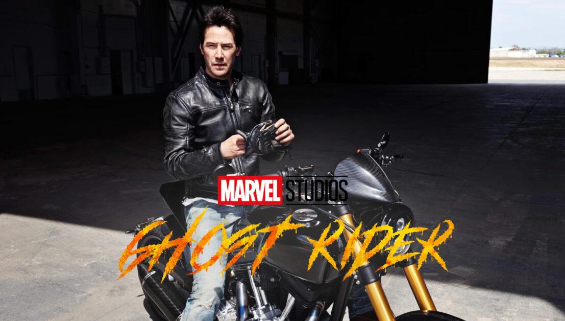 Keanu Reeves - Ghost Rider