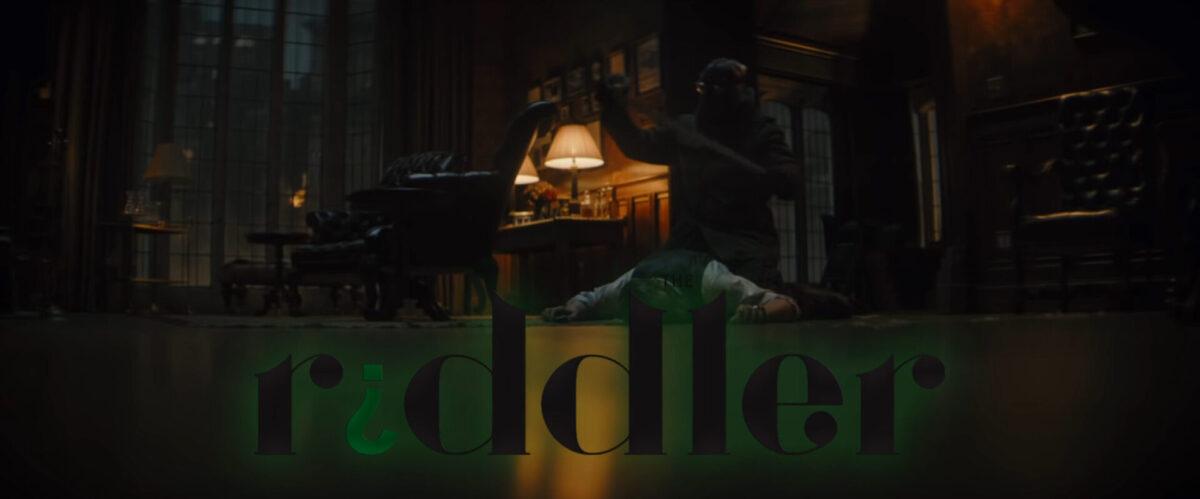 The Riddler - HBO Max