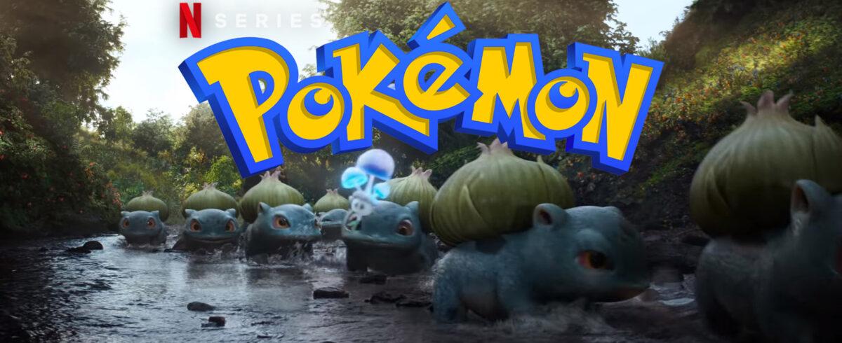 pokemon - netflix