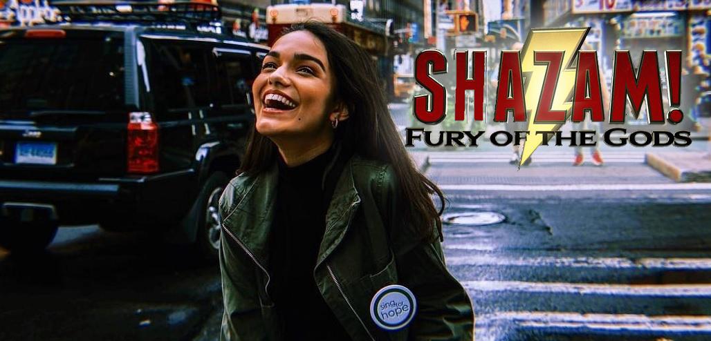 Rachel Zegler - Shazam! Fury of the Gods