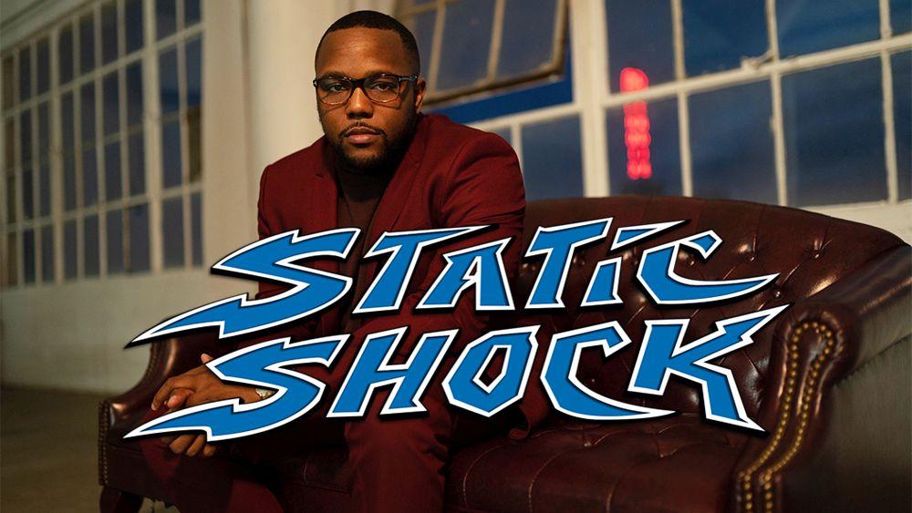 Randy McKinnon - Static Shock