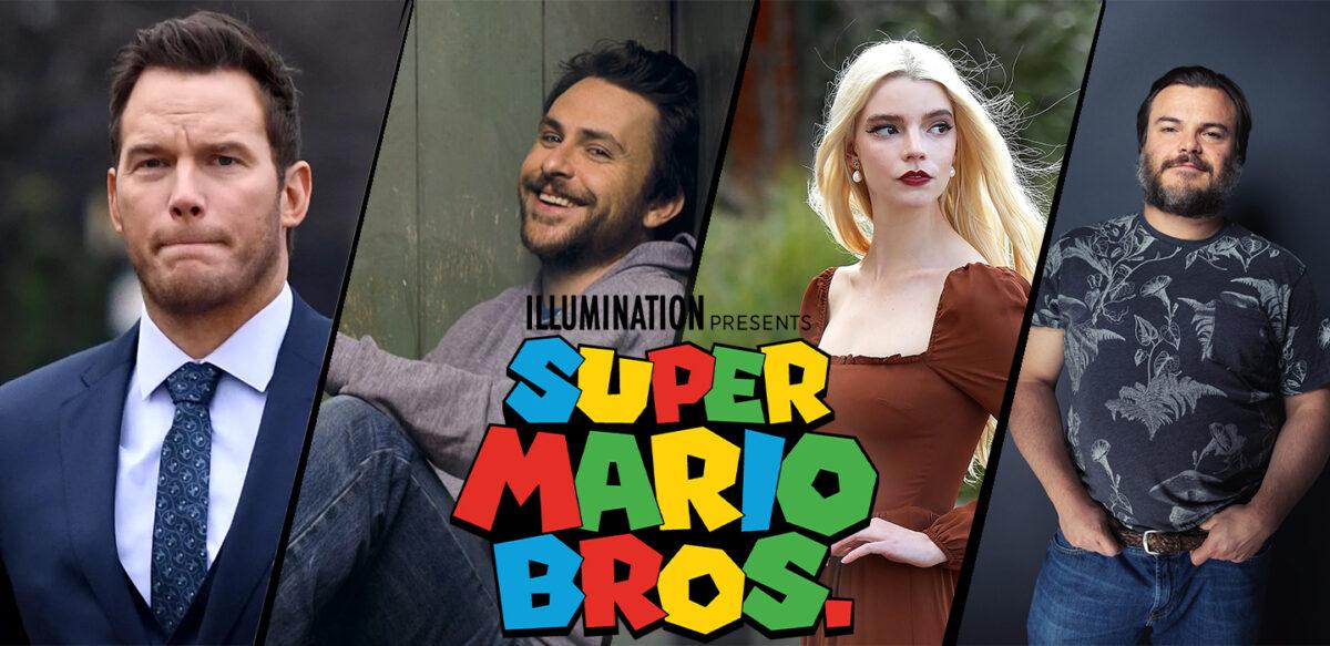 Super Mario Bros. - Cast