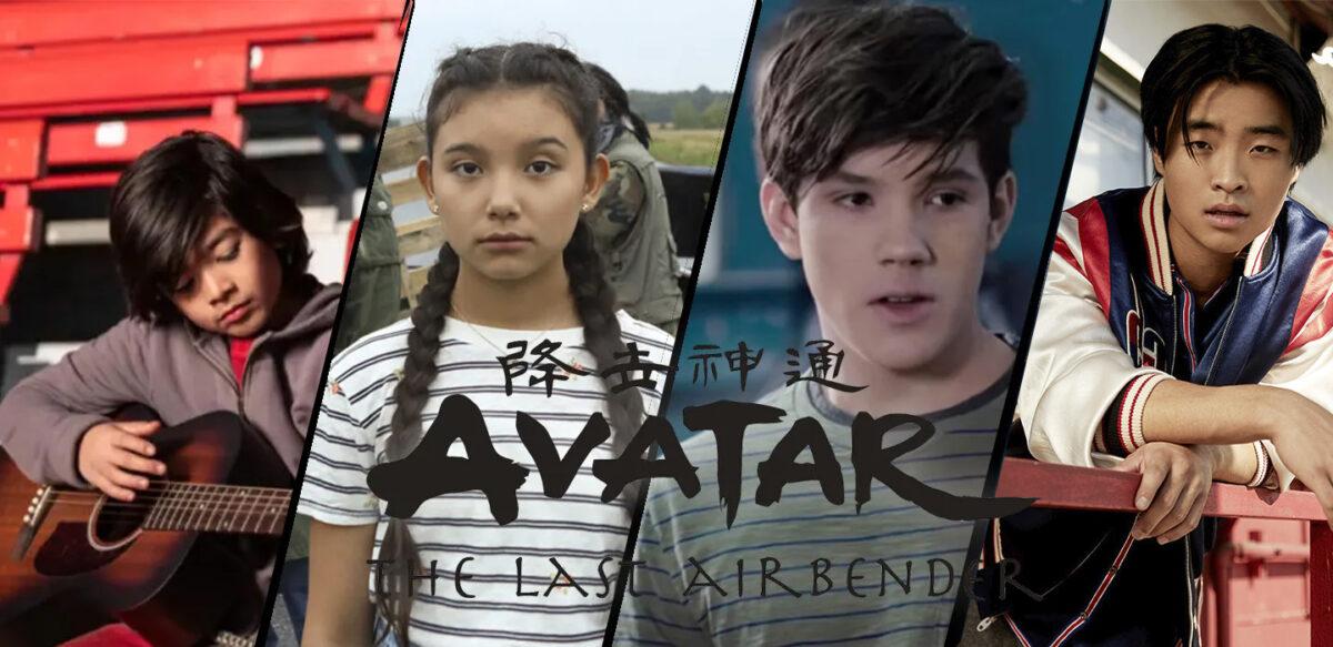 Airbender Full Cast - Netflix
