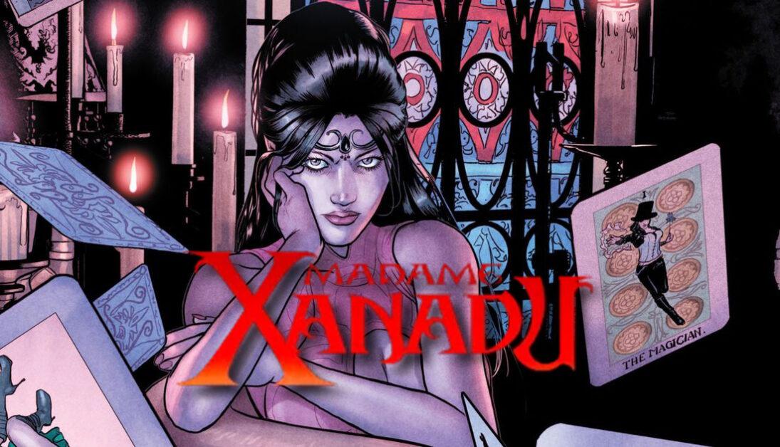 Zatanna - Justice League Dark